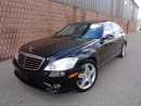Used 2007 Mercedes-Benz S550 4MATIC AMG PKG - NAVI - CAMERA - KEYLESS GO for sale in Etobicoke, ON