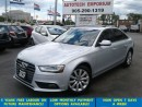 Used 2013 Audi A4 2.0T Premium Leather/Sunroof/Alloys&GPS* for sale in Mississauga, ON