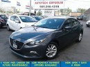 Used 2014 Mazda MAZDA3 GS-SKY Auto Navigation/Camera/Alloys for sale in Mississauga, ON