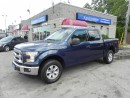 Used 2015 Ford F-150 XLT * SUPER CREW * 6.5 FT BOX for sale in Windsor, ON