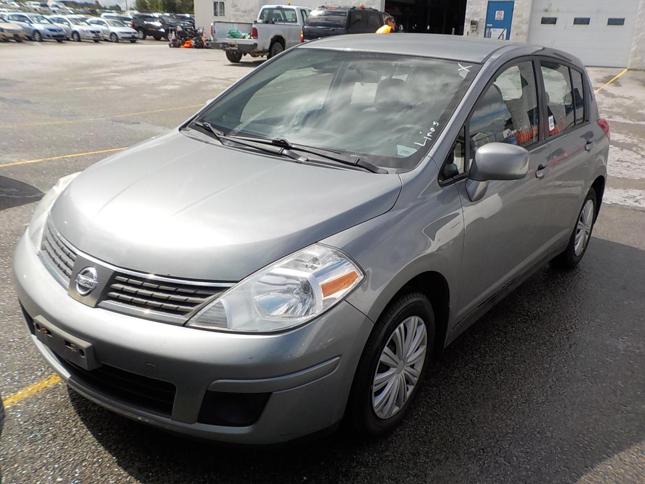 Photo of Grey 2007 Nissan Versa