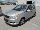 Used 2011 Chevrolet AVEO (CANADA) for sale in Innisfil, ON