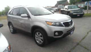 Used 2012 Kia Sorento LX for sale in Cambridge, ON