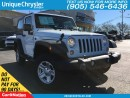 Used 2017 Jeep Wrangler Sport | WE WANT YOUR TRADE | OPEN SUNDAYS | for sale in Burlington, ON