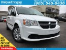 Used 2017 Dodge Grand Caravan CVP/SXT | WE WANT YOUR TRADE | OPEN SUNDAY | for sale in Burlington, ON