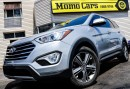 Used 2013 Hyundai Santa Fe XL LTD w/Saddle Int! Fully LOADED! for sale in St Catharines, ON