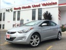 Used 2012 Hyundai Elantra Limited - Leather - Sunroof for sale in Mississauga, ON