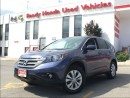 Used 2013 Honda CR-V EX-L for sale in Mississauga, ON