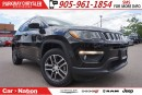 Used 2017 Jeep Compass NORTH| 4X4| NAV| PANORAMIC SUNROOF| for sale in Mississauga, ON