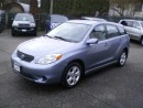 Used 2007 Toyota Matrix XR for sale in Surrey, BC
