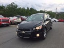 Used 2015 Chevrolet Sonic LT for sale in Dartmouth, NS