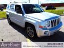 Used 2009 Jeep Patriot LIMITED - 2.4L - FWD for sale in Woodbridge, ON