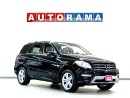 Used 2012 Mercedes-Benz ML 350 BLUETECH NAVI LEATHER SUNROOF AWD for sale in North York, ON