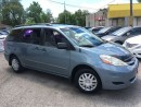 Used 2006 Toyota Sienna CE/ LOADED/ CAPTAIN SEATS/CLEAN INSIDE&OUT for sale in Pickering, ON
