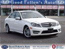 Used 2013 Mercedes-Benz C-Class C300 | 4MATIC, SUNROOF, PREMIUM PKG, SPORT PKG for sale in North York, ON