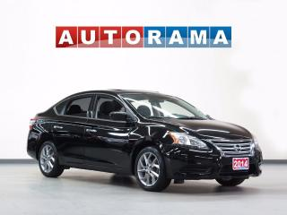 Used 2014 Nissan Sentra SV NAVIGATION SUNROOF BACK UP CAMERA ALLOYS for sale in North York, ON