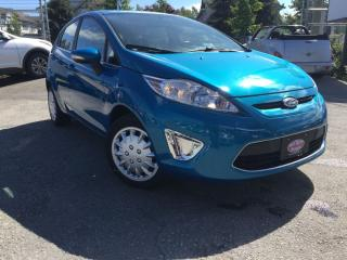 Used 2012 Ford Fiesta SES for sale in Surrey, BC