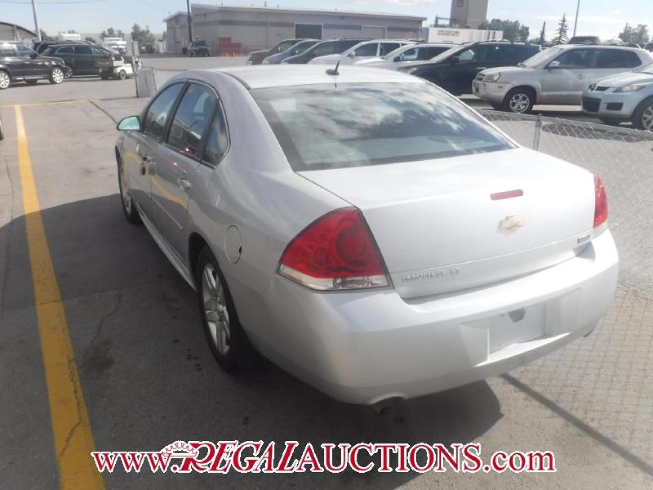 2012 Chevrolet IMPALA  4D SEDAN