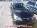 Used 2006 Toyota COROLLA S 4D SEDAN for sale in Calgary, AB