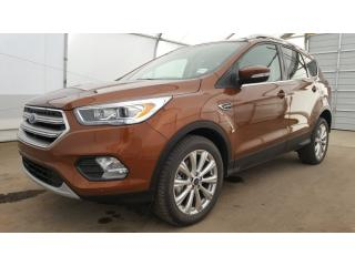 New 2017 Ford Escape 4DR TITANIUM 4WD for sale in Meadow Lake, SK