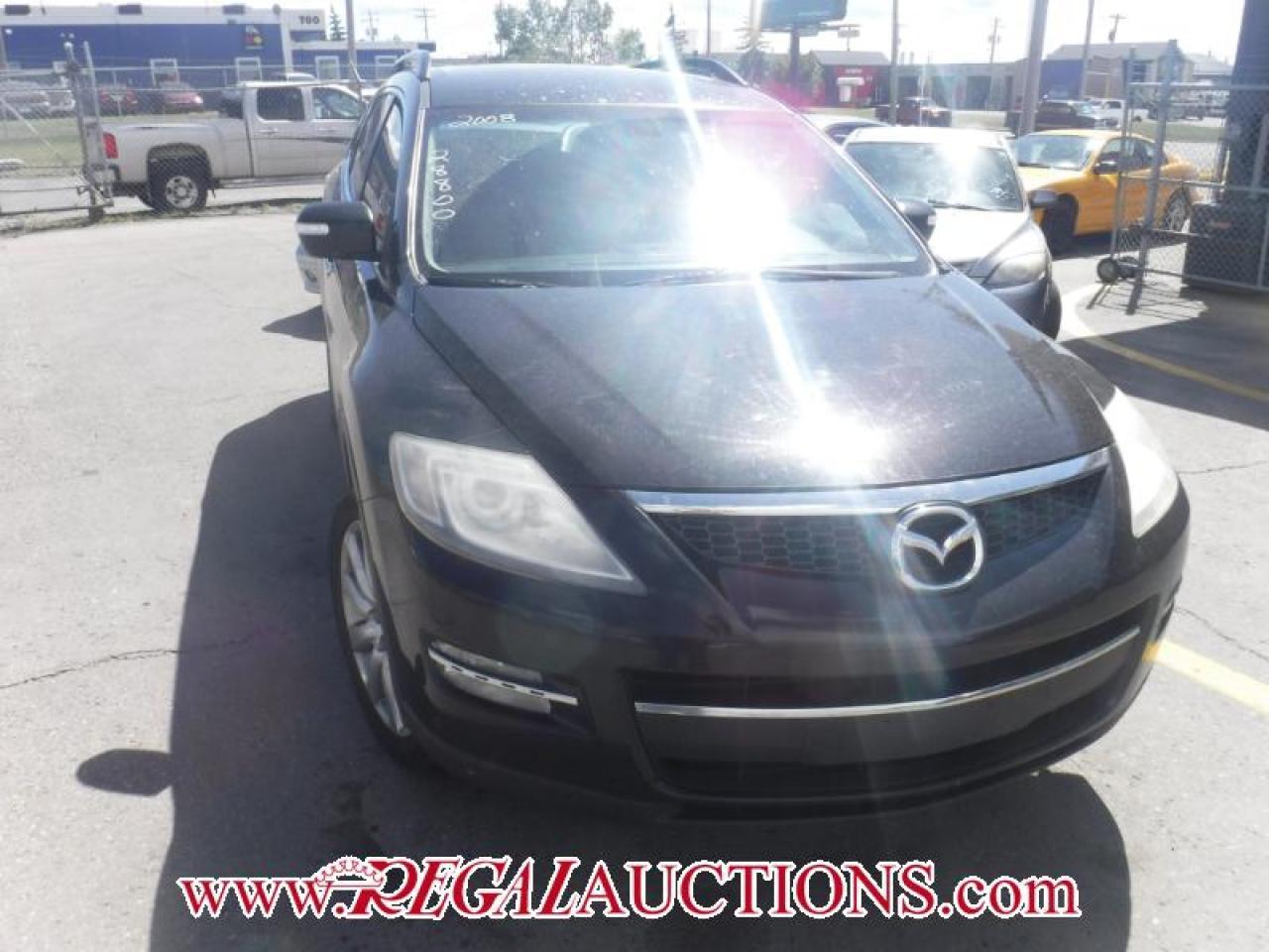 Photo of Black 2008 Mazda CX-9 GS 4D UTILITY AWD
