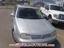 Used 2003 Volkswagen GOLF GLS 4D HATCHBACK 2.0L for sale in Calgary, AB
