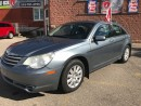 Used 2009 Chrysler Sebring LX/2.4L/NO ACCIDENT/SAFETY/WARRANTY INCLUDED for sale in Cambridge, ON