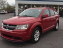 Used 2012 Dodge Journey ONE OWNER - NO ACCIDENT - 7 SEATS - SAFETY INCL for sale in Cambridge, ON
