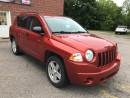 Used 2009 Jeep Compass North - NO ACCIDENT - SAFETY & WARRANTY INCL for sale in Cambridge, ON