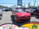 Used 2016 Chevrolet Camaro 1LT | WIFI | BACKUP CAM | RED HOT for sale in London, ON