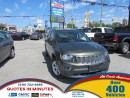 Used 2015 Jeep Compass HIGH ALTITUDE | 4X4 | LEATHER | SUNROOF for sale in London, ON