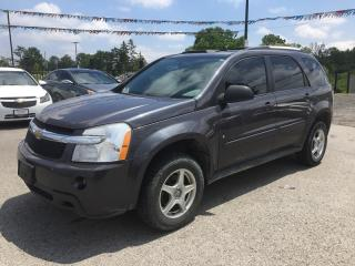 Used 2007 Chevrolet EQUINOX LT * SUNROOF * PREMIUM CLOTH SEATING for sale in London, ON