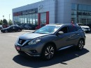 Used 2015 Nissan Murano Platinum AWD CVT for sale in Mississauga, ON