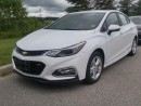 New 2017 Chevrolet Cruze LT for sale in Orillia, ON