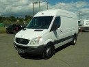 Used 2013 Mercedes-Benz Sprinter 3500 Dually High Roof 144-in. WB Cargo Van Bluetec Diesel for sale in Burnaby, BC