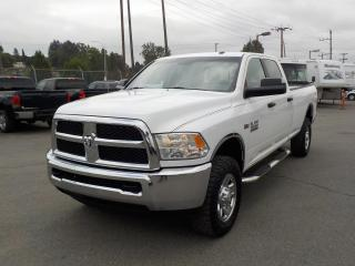 Used 2014 Dodge Ram 3500 HD SLT Crew Cab Long Box 4WD for sale in Burnaby, BC