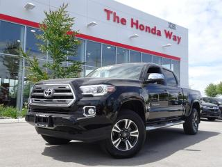Used 2016 Toyota Tacoma Limited Double Cab Super Long for sale in Abbotsford, BC