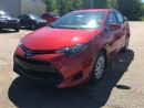 New 2017 Toyota COROLLA LE CVT BASE for sale in Kentville, NS