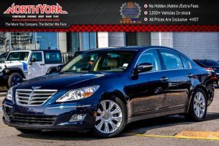 Used 2011 Hyundai Genesis Sedan Prem.Nav.Pkgs|Sunroof|LexiconAudio|LthrHtdFrntSeats|18