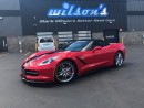 Used 2016 Chevrolet Corvette $221/WK, 5.49% ZERO DOWN! 1Z51 2LT STINGRAY CONVERTIBLE! 6.2L V8 460 HORSEPOWER! for sale in Guelph, ON