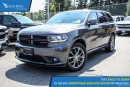 Used 2017 Dodge Durango GT Sunroof, Heated Seats, and Satellite Radio for sale in Port Coquitlam, BC