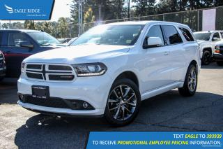 Used 2017 Dodge Durango GT Backup Camera and Sunroof for sale in Port Coquitlam, BC