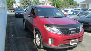 Used 2015 Kia Sorento LX V6 for sale in North Bay, ON