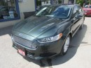 Used 2015 Ford Fusion POWER EQUIPPED SE EDITION 5 PASSENGER 2.5L - DOHC.. SYNC TECHNOLOGY.. BLUETOOTH SYSTEM.. KEYLESS ENTRY.. for sale in Bradford, ON