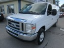 Used 2014 Ford Econoline CARGO MOVING SUPER DUTY EDITION 2 PASSENGER 5.4L - V8.. ADVANCE TRAC RSC.. AUX INPUT.. AIR CONDITIONING.. FLEX FUEL.. for sale in Bradford, ON