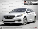 Used 2016 Hyundai Sonata 2.4 Limited Sedan for sale in Nepean, ON