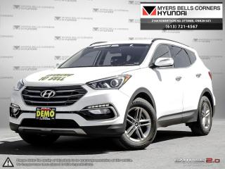 Used 2017 Hyundai Santa Fe Sport 2.4 Premium AWD for sale in Nepean, ON