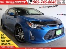 Used 2016 Scion tC | DUAL SUNROOF| TOUCH SCREEN| for sale in Burlington, ON