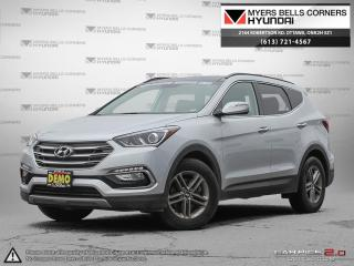 Used 2017 Hyundai Santa Fe Sport 2.4 Luxury AWD for sale in Nepean, ON