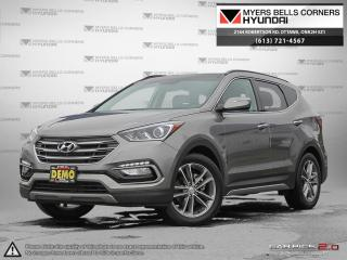 Used 2017 Hyundai Santa Fe Sport 2.0T SE AWD for sale in Nepean, ON
